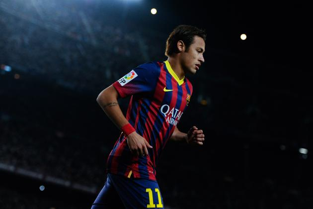 Power Ranking the Week's 20 Hottest Transfer Rumours: Neymar Contract Problems