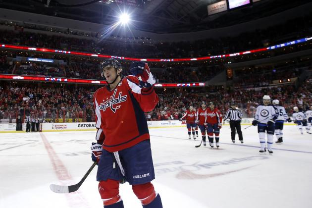 Ranking the 5 Best Moments from Washington Capitals' 2013-14 Season so Far