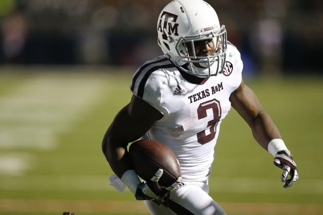 Texas A&M Football: 5 Players with the Most to Gain in Spring Practice