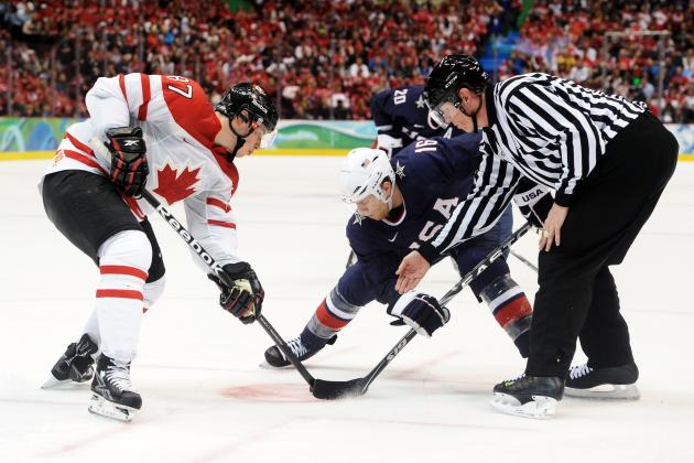 USA vs. Canada: Line-by-Line Breakdown of 2014 Olympic Men's Hockey Semifinal