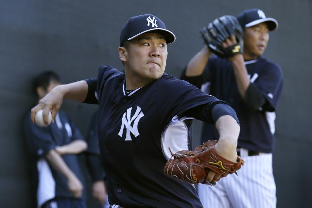 Creating Masahiro Tanaka's Checklist for a Perfect Spring Training