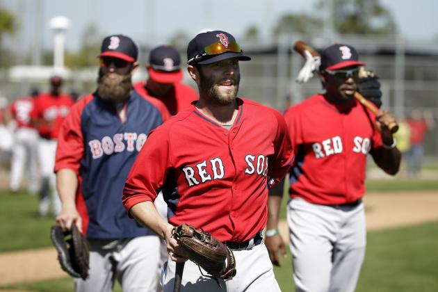 Boston Red Sox's Spring Training To-Do List