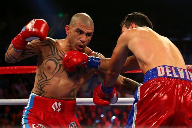 Miguel Cotto vs. Sergio Martinez: Head-to-Toe Breakdown of Championship Fight