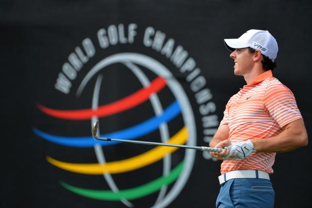 World Golf Championships Match Play Sees Several 1st-Day Upsets