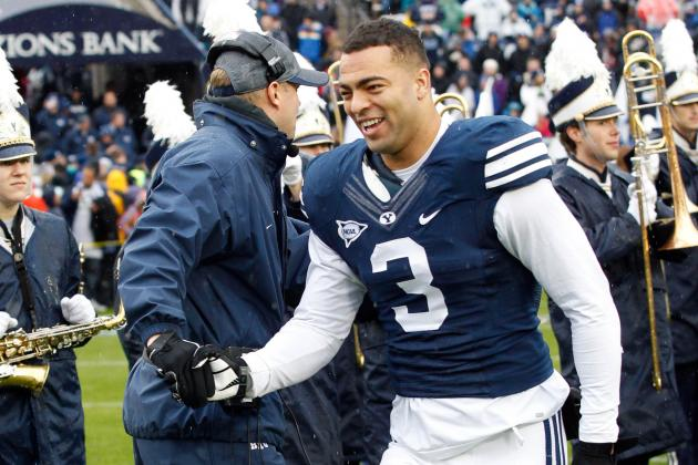 BYU Football: Who Will Replace Kyle Van Noy in 2014 Starting Lineup?