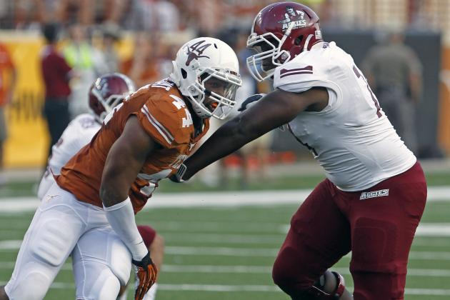 Texas Football: Predicting Former Texas Players' 2014 Combine Performance