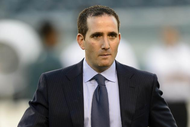 5 Draft-Day Trades Howie Roseman Should Be Exploring