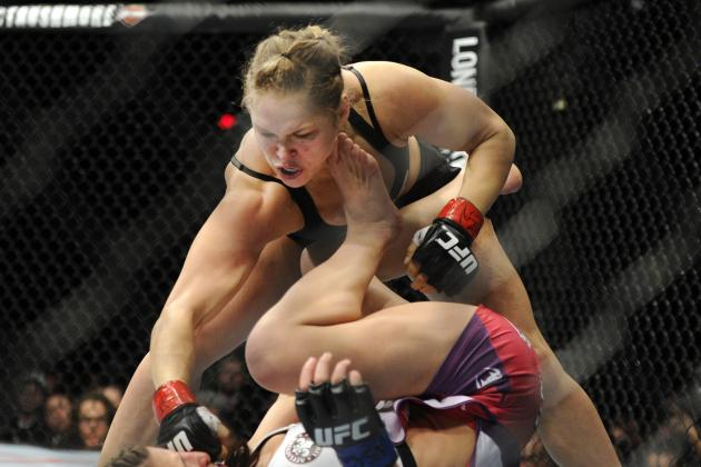 UFC 170: Rousey vs. McMann Fight Card Betting Odds and Predictions