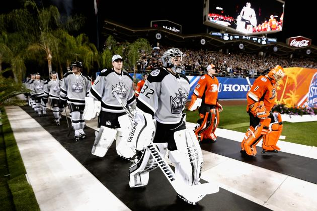 Ranking the 5 Best Moments from Los Angeles Kings' 2013-14 Season so Far