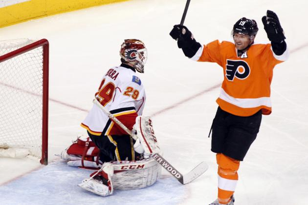 Ranking the Top 5 Offensive Playoff Performances in Philadelphia Flyers History
