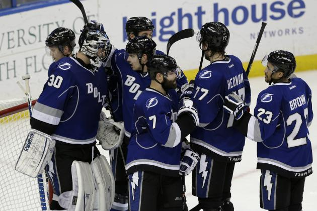 Ranking the 5 Best Moments from Tampa Bay Lightning's 2013-14 Season so Far