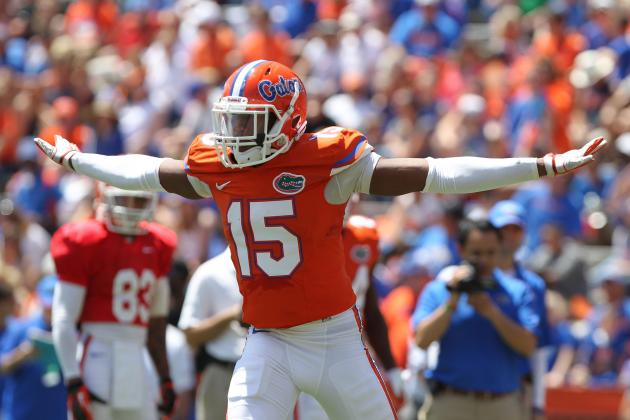 Florida Football: Tracking 2014 NFL Combine Results for Former Gators Stars