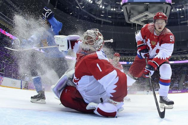 Olympics Hockey 2014: Ranking the Most Disappointing NHL Players in Sochi so Far