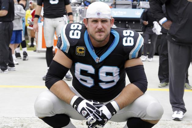2014 NFL Free Agents: Exploring the Offensive Line Market