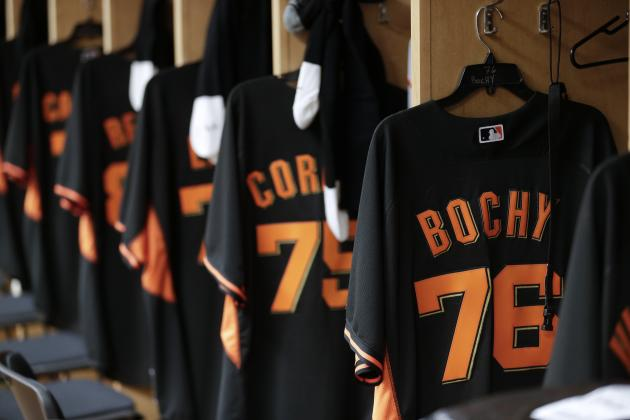 SF Giants: 5 Potential Breakout Candidates to Watch in Spring Training