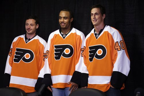 Grades for Each Philadelphia Flyers Free-Agent Signing in 2013-14