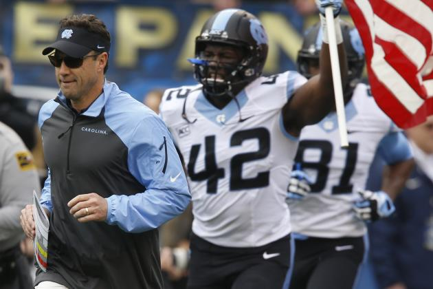 Notre Dame Football: Pre-Spring Opponent Preview: North Carolina