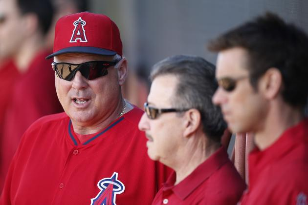Los Angeles Angels: Angels' Spring Training to-Do List