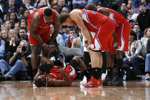 Ranking the NBA's 5 Most Surprising Injury Replacements