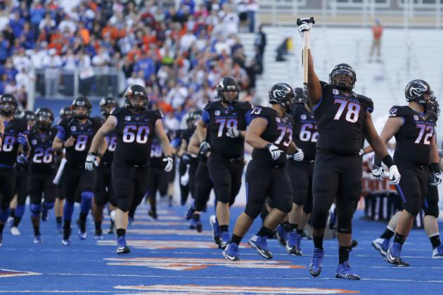 Predicting Former Boise State Players' 2014 NFL Combine Performance