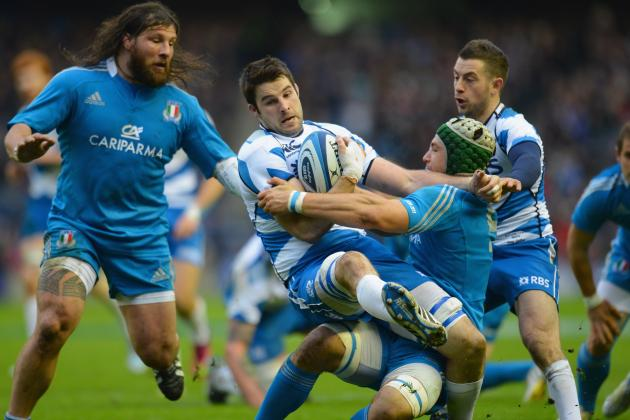 Italy vs. Scotland: 6 Players with a Point to Prove in Six Nations Clash