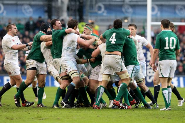 England vs. Ireland: 5 Key Battles That Will Shape Six Nations Clash