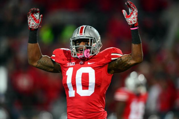 Ohio State Football: Tracking 2014 NFL Combine Results for Former OSU Stars