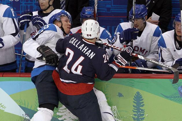 USA vs. Finland: Preview and Prediction for 2014 Olympic Bronze-Medal Game