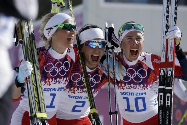 Sochi Winter Olympics 2014: Day 15 Predictions
