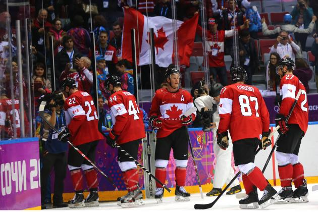 Canada vs. Sweden: Preview and Prediction for 2014 Olympic Hockey Game