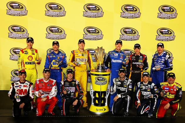 Preseason Prediction for the 2014 NASCAR Sprint Cup Chase Field