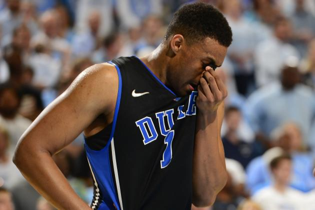 Duke Basketball: 4 Fundamental Flaws the Loss to UNC Exposed