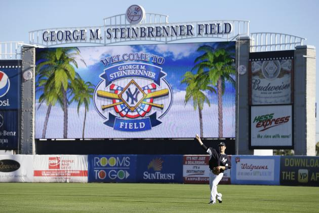New York Yankees' Spring Training to-Do List