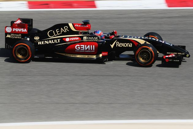 How Much Did Missing the First 2014 Formula 1 Test Hurt Lotus?