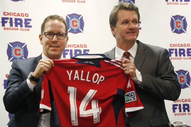 Chicago Fire 2014 Season Preview: 4 Things to Watch for This Season