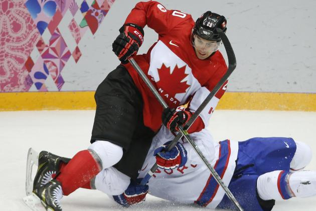 10 Hockey Players Returning from Olympic Glory to Terrible NHL Teams