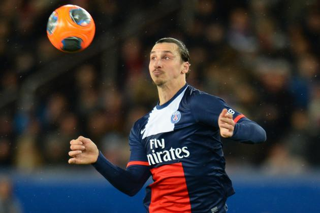 Zlatan's Hat-Trick and the Top 5 Players from Around the World This Weekend
