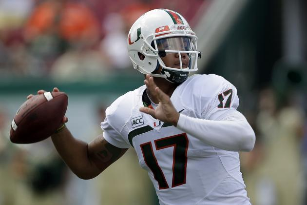 Miami Football: Tracking 2014 NFL Combine Results for Former Hurricanes Stars