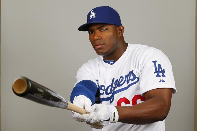 10 Predictions for Dodgers Star Yasiel Puig's Sophomore MLB Season