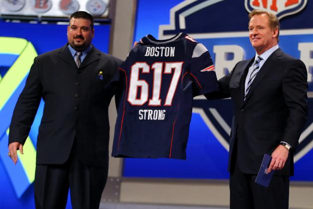 New England Patriots Mock Draft: 7-Round Predictions Post-Combine
