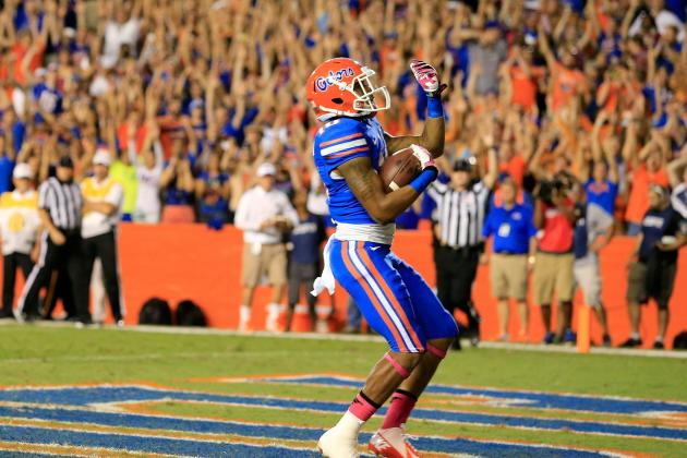 Florida Gators Football: 5 Players with Most to Gain in Spring Practices