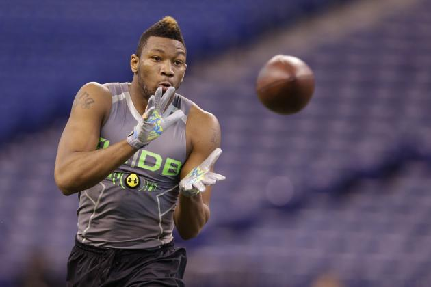 Florida Football: NFL Combine Grades, Analysis and Results for Former Gators