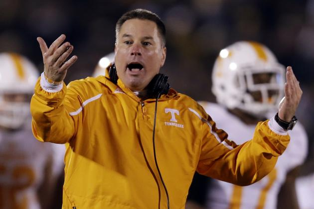 Tennessee Football: Position-by-Position Grades for 2014 Recruiting Class