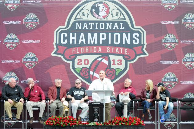 Florida State Football: Previewing the Noles 2014 Schedule
