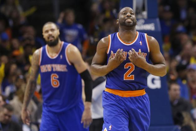 5 Players Who Must Step Up for NY Knicks' Remaining Games