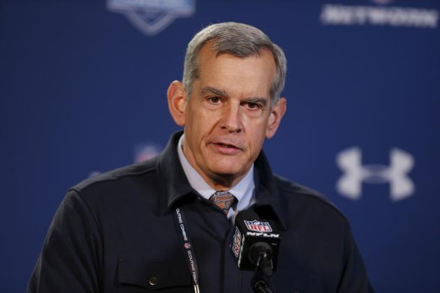 Chicago Bears: Latest Combine News and Rumors