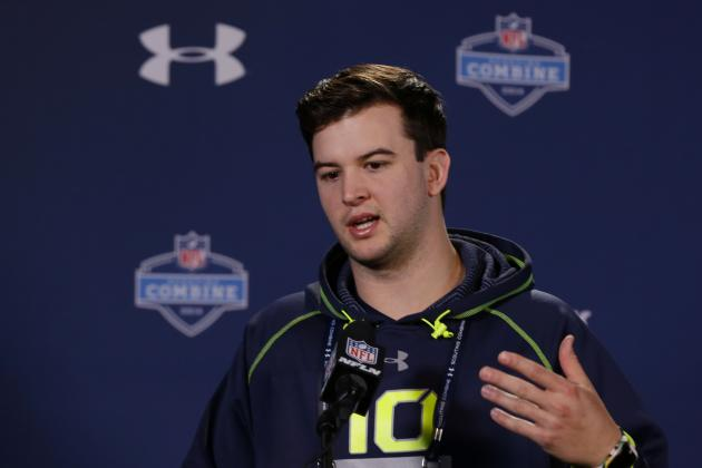 Alabama Football: Tracking 2014 NFL Combine Results for Former Tide Stars
