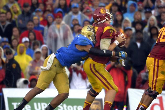 Predicting Former UCLA Players' 2014 NFL Combine Performance