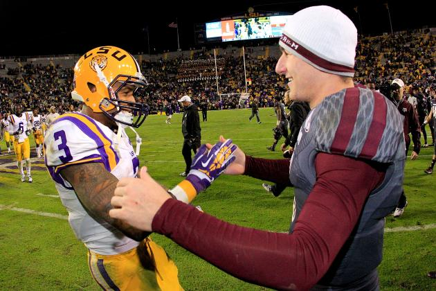 LSU Football: Tracking 2014 NFL Combine Results for Former Tigers' Stars