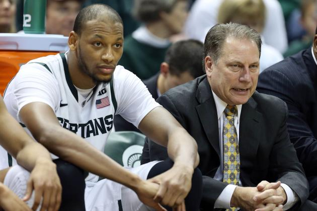 Michigan State Basketball: Stock Up, Stock Down for Spartans Starters